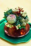 Ramalhete do Natal Foto de Stock