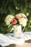 Ramalhete do verão ao estilo de Provence fotografia de stock