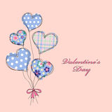 Ramalhete dos corações 1 Imagens de Stock Royalty Free