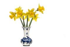 Ramalhete dos daffodils Imagem de Stock