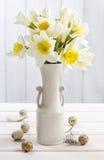 Ramalhete dos daffodils fotos de stock royalty free
