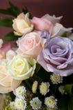 Ramalhete dos rosess foto de stock royalty free