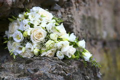Ramalhete festivo das flores Fotos de Stock Royalty Free