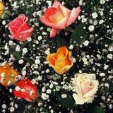 Ramalhete floral imagens de stock