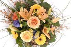 Ramalhete, grupo de flores fotografia de stock royalty free