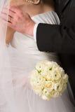 Ramalhete nupcial Fotos de Stock Royalty Free