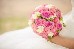Ramalhete nupcial Imagem de Stock Royalty Free