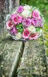 Ramalhete nupcial Foto de Stock