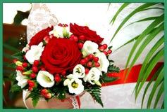 Ramalhete nupcial Imagens de Stock Royalty Free