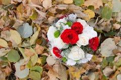 Ramalhete nupcial bonito Foto de Stock Royalty Free