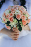 Ramalhete nupcial bonito Fotos de Stock