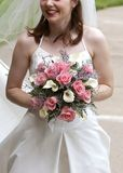Ramalhete nupcial do casamento Fotos de Stock Royalty Free