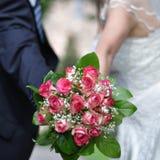 Ramalhete nupcial Wedding fotografia de stock royalty free