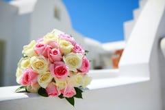Ramalhete nupcial Wedding imagens de stock