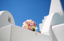 Ramalhete nupcial Wedding imagem de stock royalty free