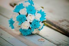 Ramalhete nupcial Wedding fotos de stock royalty free