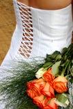 Ramalhete traseiro imagem de stock royalty free