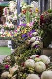 Ramalhetes das flores fotografia de stock