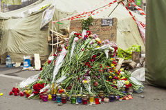 Ramalhetes das flores Imagens de Stock Royalty Free