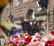 Ramalhetes das flores Fotos de Stock Royalty Free