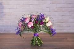 Ramalhetes de flores dos varios Imagem de Stock