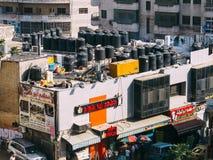 Ramallah Streetview stock photography
