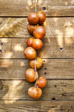 Ramallet pomidor Fotografia Royalty Free