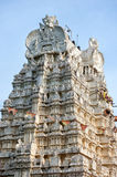 Ramanathaswamy Temple in Rameswaram, Tamil Nadu, India Royalty Free Stock Images