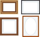 ramar vektor illustrationer