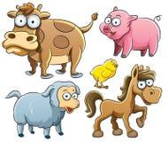 Ramassage d'animaux de chéri illustration libre de droits