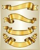 Ramassage de bande d'or illustration de vecteur