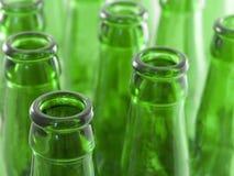 Ramassage de bouteille Images stock