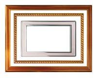 Ramassage de cadre de tableau Images stock
