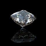 Ramassage de diamant. Pierre gemme Image stock