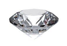 Ramassage de diamant. Pierre gemme Photographie stock libre de droits