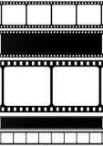 Ramassage de filmstrips Photo stock