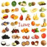 Ramassage de fruit Photographie stock