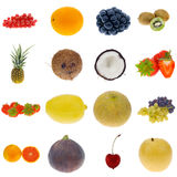 Ramassage de fruit Images libres de droits