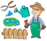 Ramassage de jardin Images stock