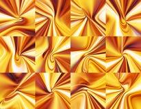 Ramassage de milieux abstraits illustration de vecteur