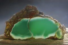 Ramassage de minerais Image libre de droits