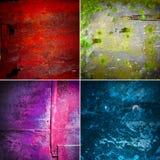 Ramassage de vieille texture rouillée Photos stock