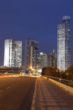 Ramat Gan City Stock Photo