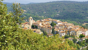 Ramatuelle en Francia imagen de archivo libre de regalías