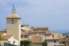 Ramatuelle en Francia Foto de archivo libre de regalías