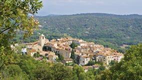 Ramatuelle en Francia fotos de archivo