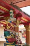 Ramayana巨人菩萨 库存照片