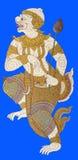 ramayana тайское Стоковая Фотография