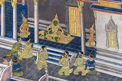 Ramayana Immagine Stock Libera da Diritti