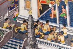 Ramayana Immagini Stock Libere da Diritti